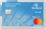 SunTrust Business Cash Rewards Credit Card review