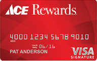 Ace Rewards Visa Signature card review