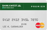 Bank of the West Premier World Mastercard review