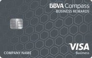 BBVA Visa® Business Rewards credit card review