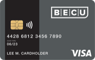 BECU Visa credit card review