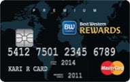 Best Western Rewards Premium Mastercard review