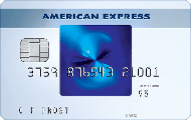 Blue from American Express card review