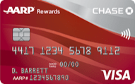 AARP Credit Card From Chase review