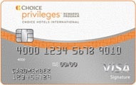 Barclay Choice Privileges Visa Signature card review