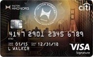Citi Hilton Honors Visa Signature card review