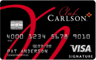 Club Carlson Premier Rewards Visa Signature card review