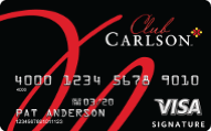 Club Carlson Rewards Visa Signature card review