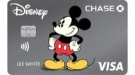Disney Visa card from Chase review