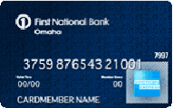 First National Bank American Express card review