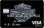 Harley-Davidson Visa Secured Card review