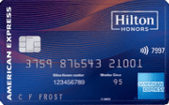 Hilton Honors American Express Aspire Card review