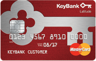 KeyBank Latitude Mastercard review