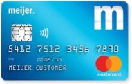 Meijer Platinum MasterCard review