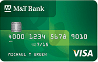 M&T Visa credit card review