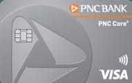 PNC Core Visa credit card review