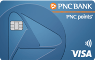 PNC Points Visa review