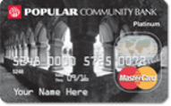 Popular Community Bank Platinum card review