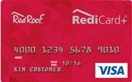 Red Roof Inn RediCard+ Visa credit card review