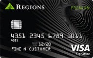 Regions Visa Signature Premium credit card review
