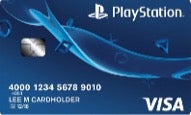 PlayStation Card from Capital One review
