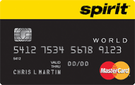 Bank of America Spirit Airlines World Mastercard review
