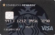 Starbucks Rewards Visa card review