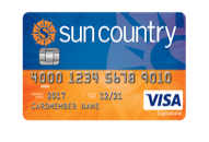 Sun Country Airlines Visa Signature card review