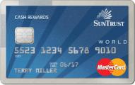 SunTrust Cash Rewards card review