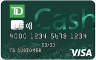 TD Cash Credit Card review