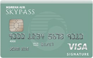 U.S. Bank Korean Air SKYPASS Visa Signature card review