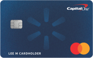 Capital One® Walmart Rewards Mastercard review