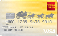Wells Fargo Cash Back College Visa card review