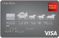 Wells Fargo Cash Back Visa card review