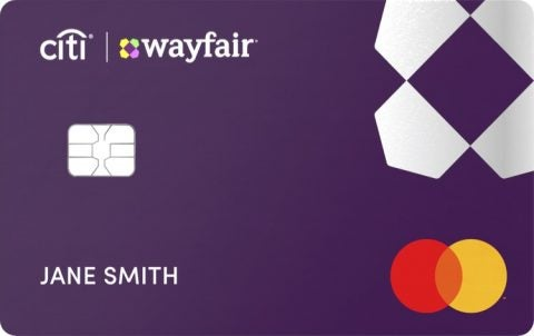 Wayfair Mastercard review