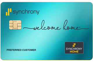 Synchrony HOME Credit Card review