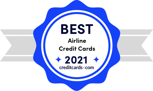 best airline credit cards of 2021
