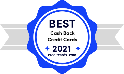 best cash-back credit cards of 2021