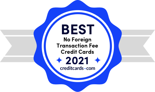 Best No Foreign Transaction Fee Credit Cards of March 2021 - CreditCards.com