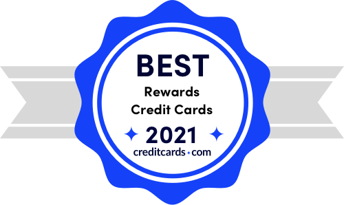 best rewards credit cards of 2021