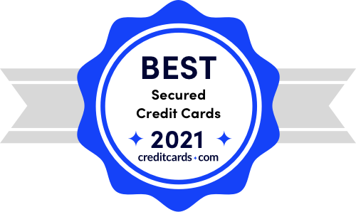 best secured cards of 2021