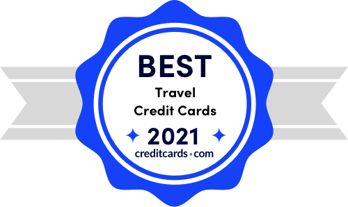 best travel credit cards of 2021